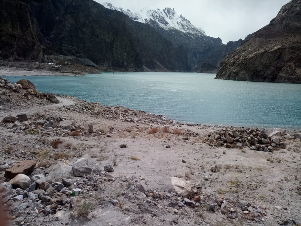 8 Kanal Attabad Lake Land For Sale