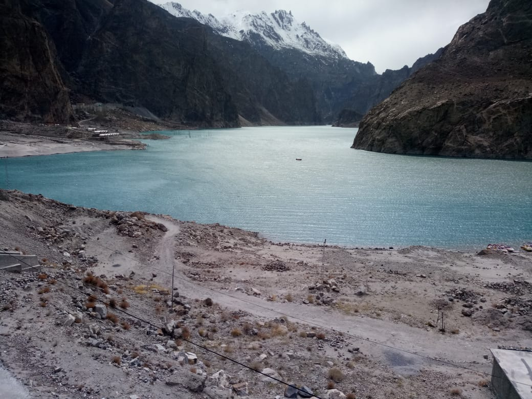 Attabad Lake Hunza CPEC Road Land For sale