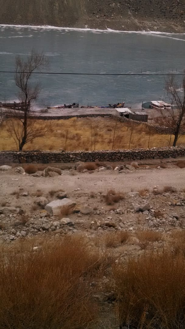 Plots for Sale in Attabad lake Hunza