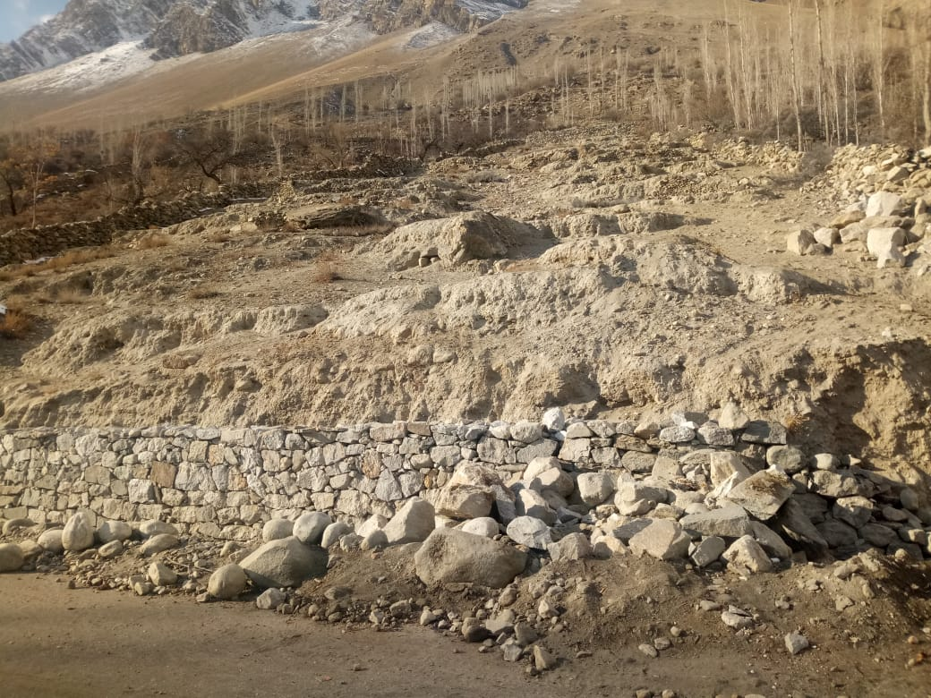 Plots for Sale in Hunza Aliabad
