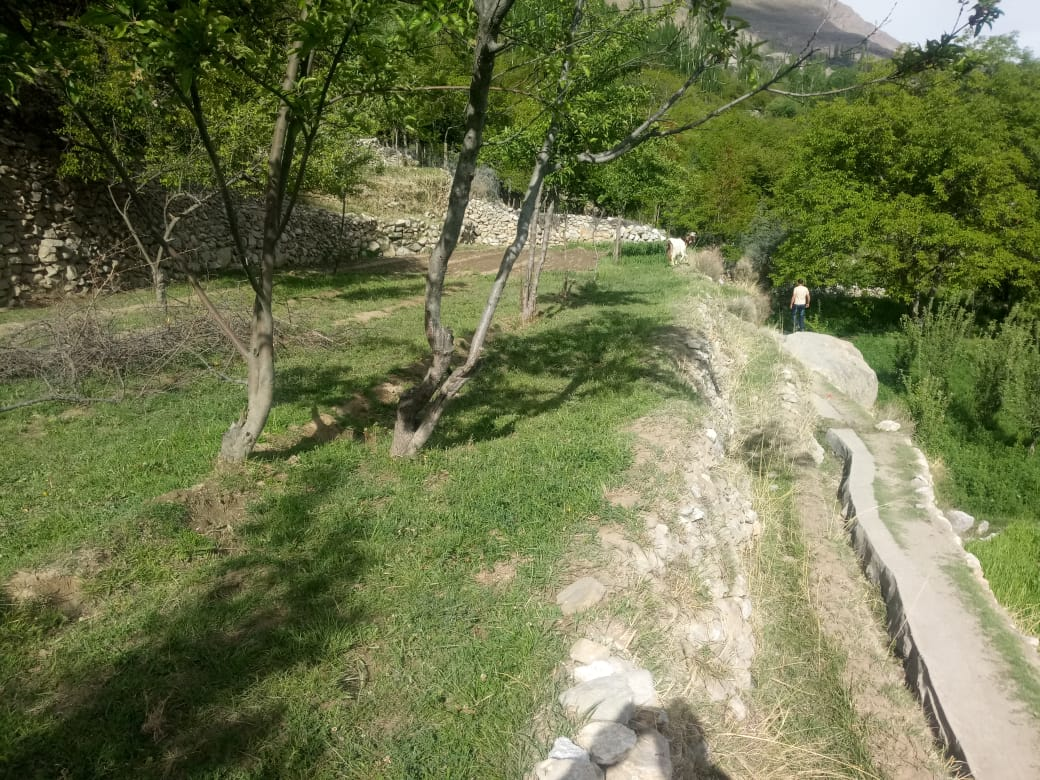 hunza valley karimabad land for sale