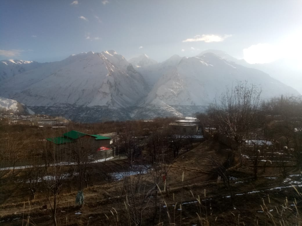 plot land for sale in karimbad hunza valley