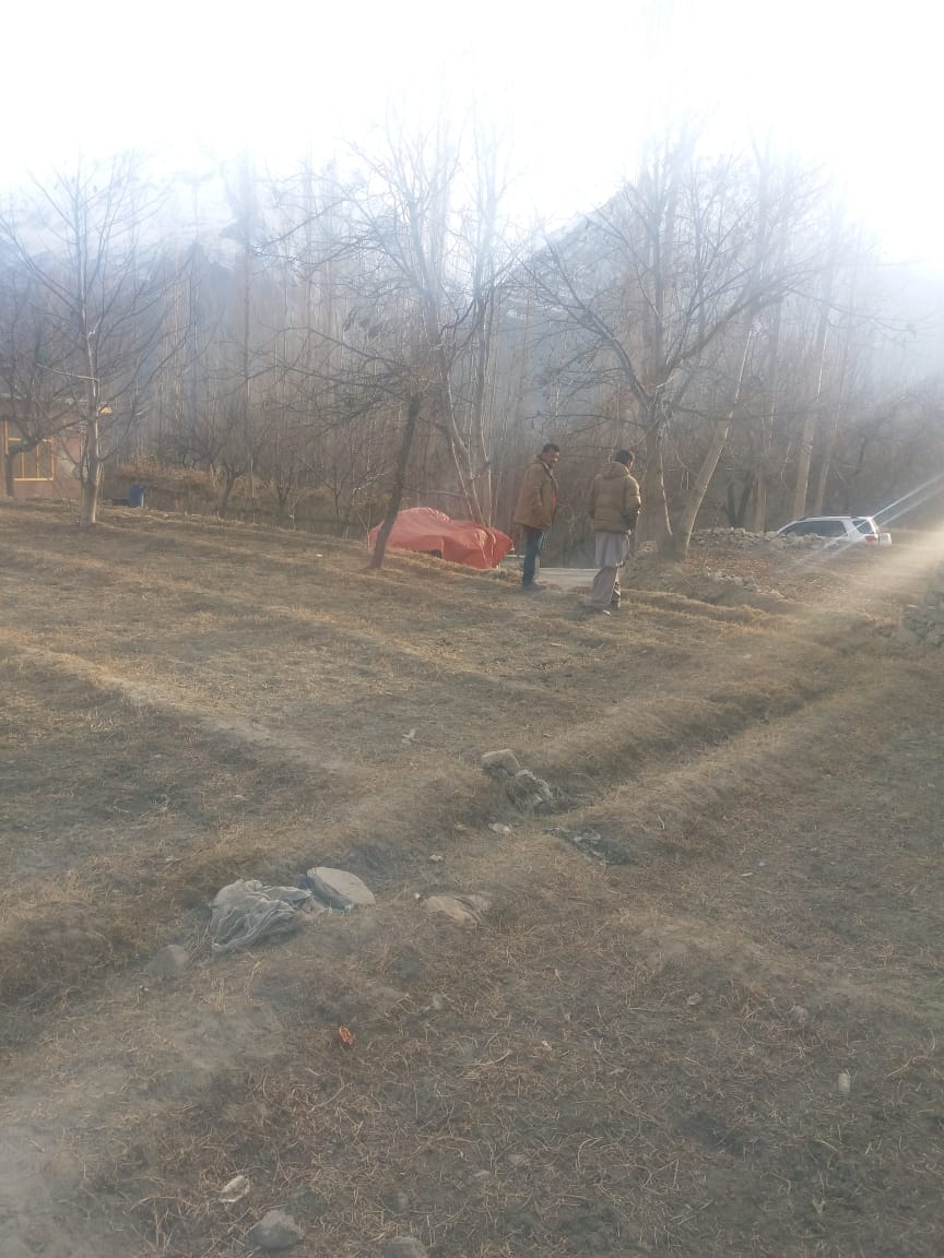 plot for sale in hunza